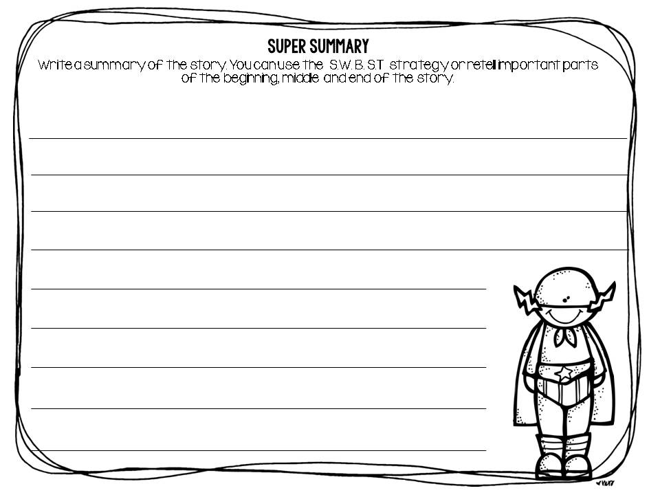 Printables Substitute Teacher Worksheets reading response freebie worksheet wednesday elementary amc had a substitute teacher i wanted to keep them on task and decided whip up few sheets for with superher