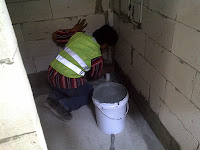 waterproofing coating toilet