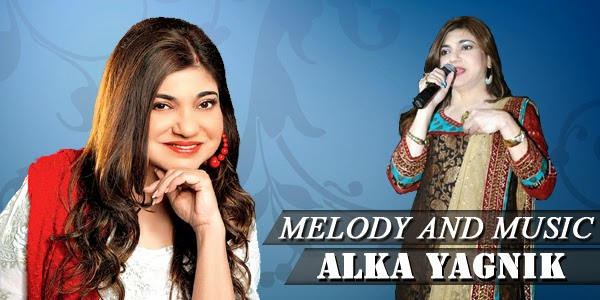 Listen to Alka Yagnik Songs on Raaga.com