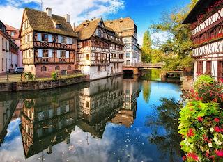 Grande Ile, Det historiske Strasbourg