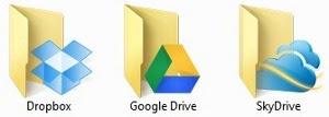 SkyDrive, Google Drive i Dropbox – usporedbe
