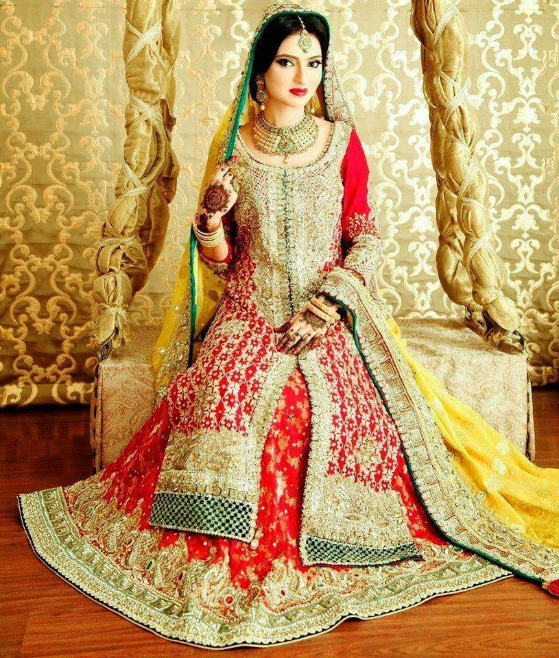 Latest Wedding Dresses 2014