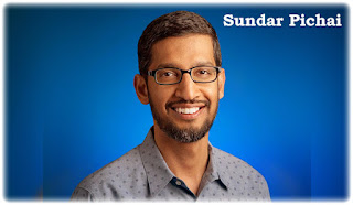 Tech News: Sundar Pichai Of Tamilnadu Announced As The New CEO Of Google!