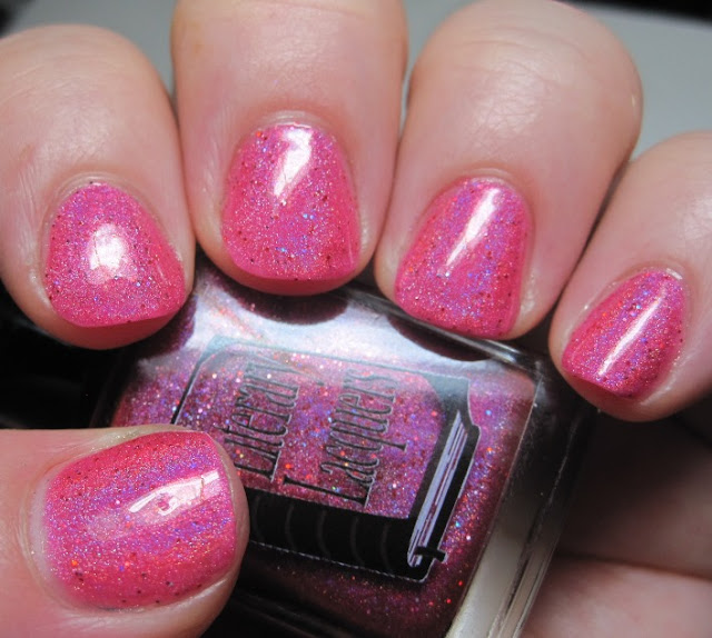 Literary Lacquers Raspberry Cordial?
