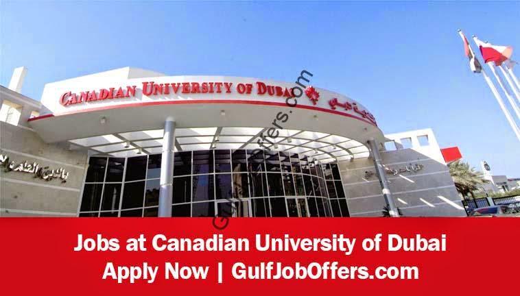 jobs at canadian university dubai  u0648 u0638 u0627 u0626 u0641  u0627 u0644 u062c u0627 u0645 u0639 u0629  u0627 u0644 u0643 u0646 u062f u064a u0629  u0641 u0649