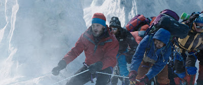 Jason Clarke in Everest
