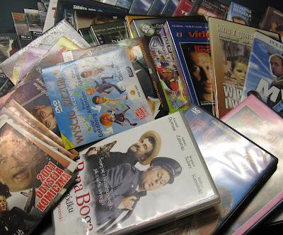 Opole - gdzie sprzedać kupić stare płyty DVD z filmami