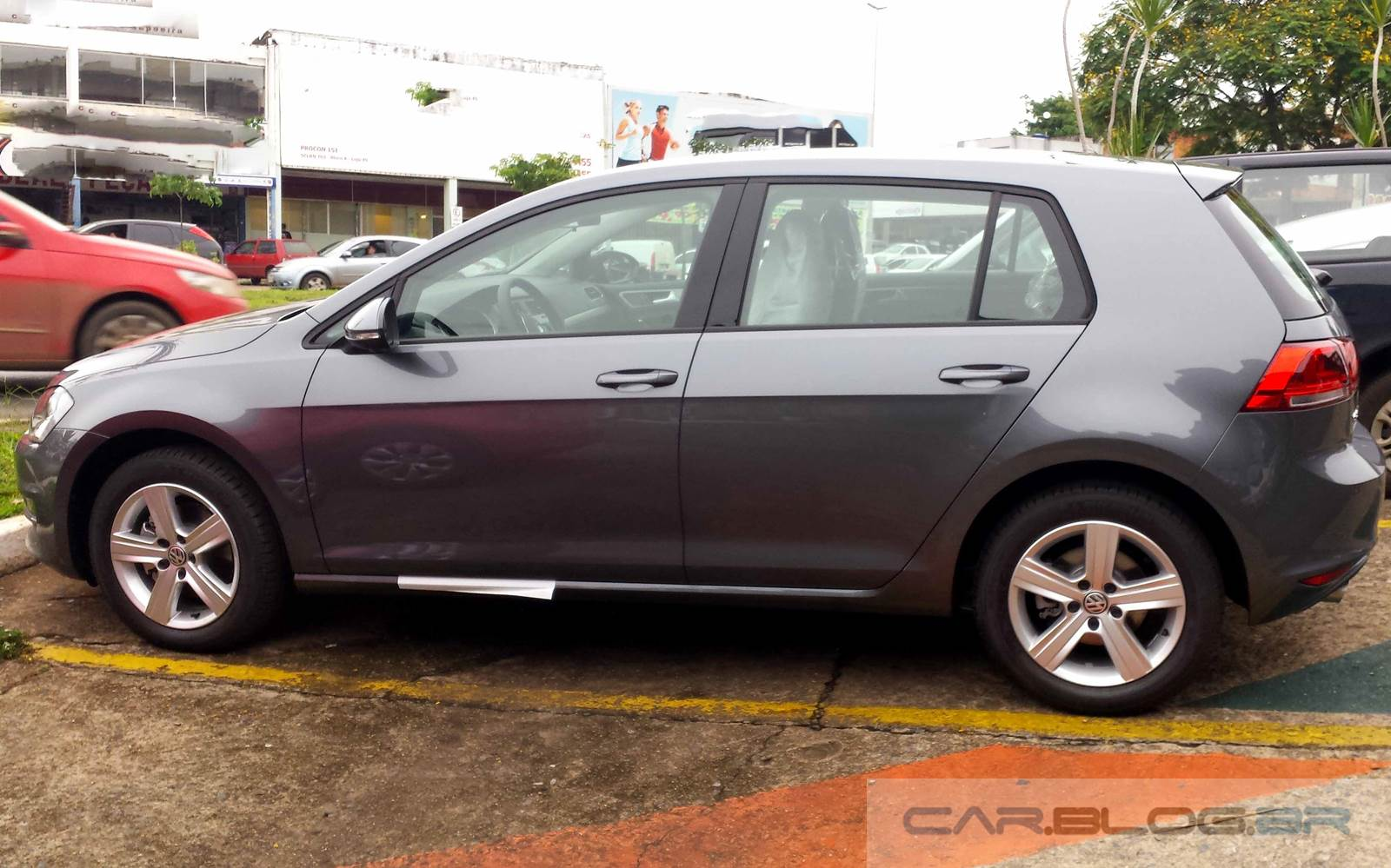 VW Golf 2015 Comfortline mexicano