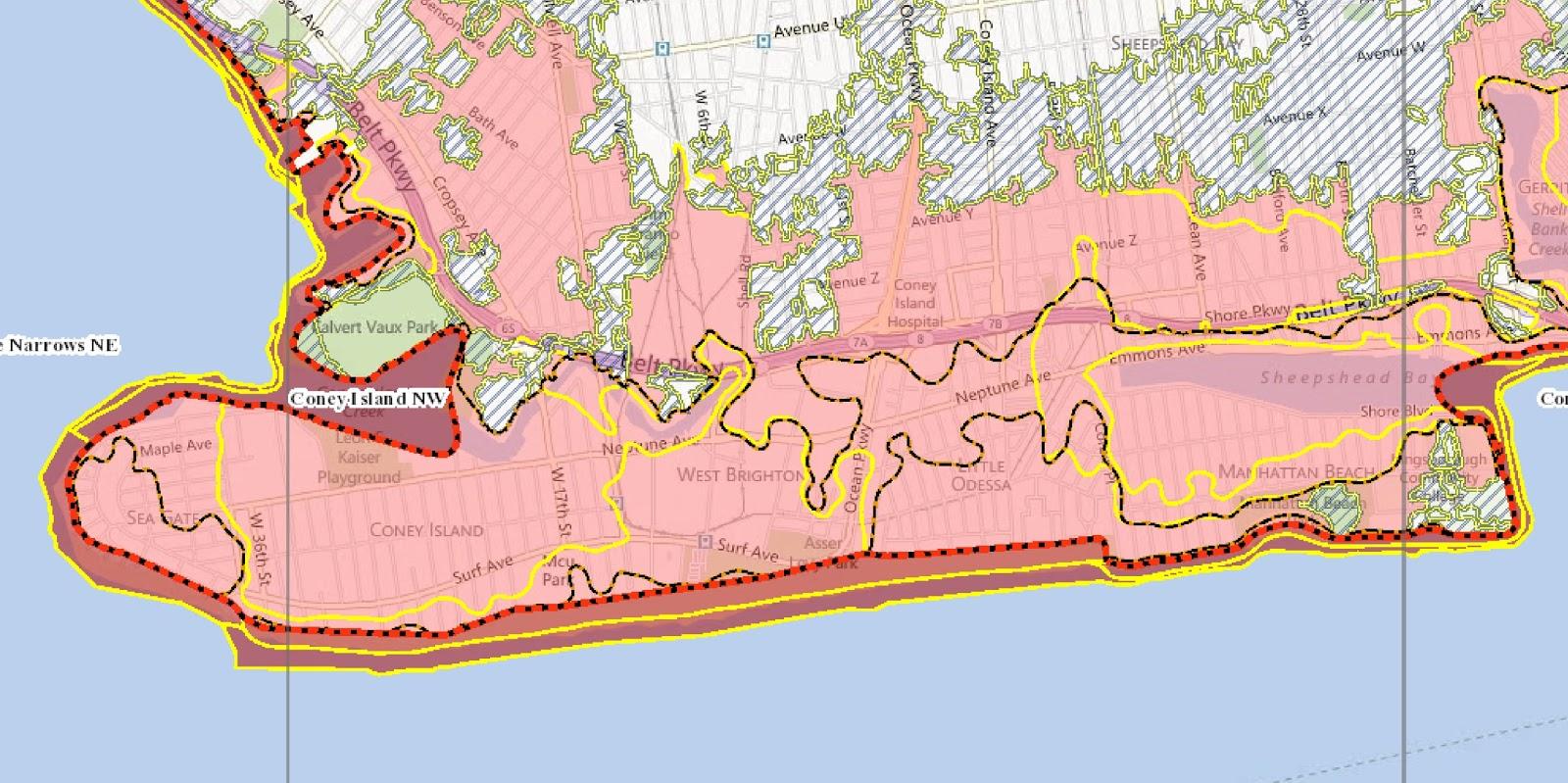 advisory base flood elevations map fema