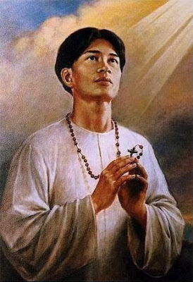 Pedro Calungsod Filipino Saint