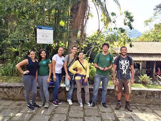 Estudantes do UNIFESO Teresópolis são voluntários em projeto de conservação no PARNASO
