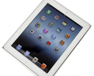 harga terbaru tablet Ipad 3 Wi-Fi spesifikasi lengkap 2012