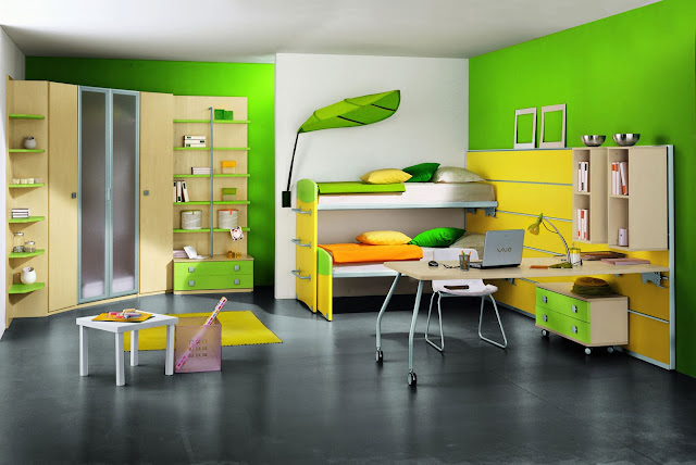 Painting Kids Bedroom Ideas