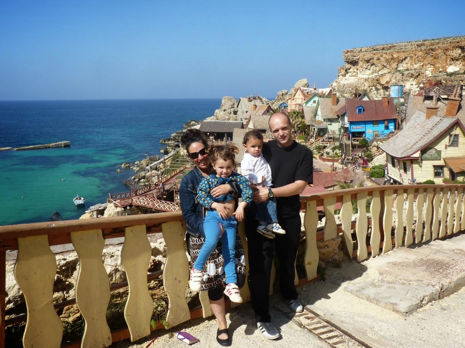 Malta Abril 2014
