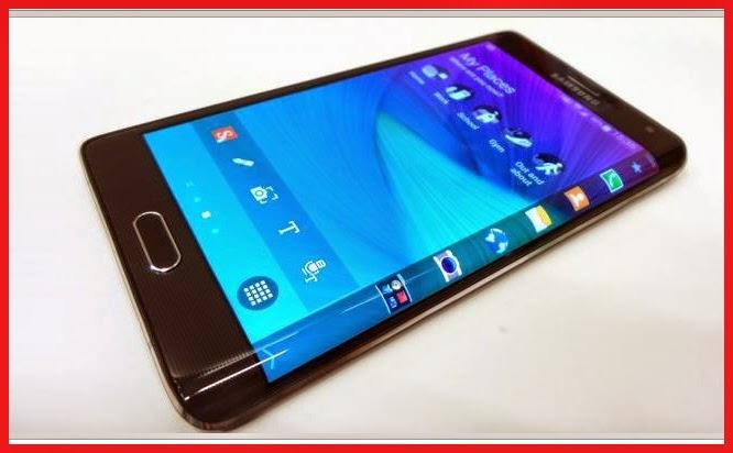 Harga HP Samsung Galaxy Note Edge resmi di Indonesia
