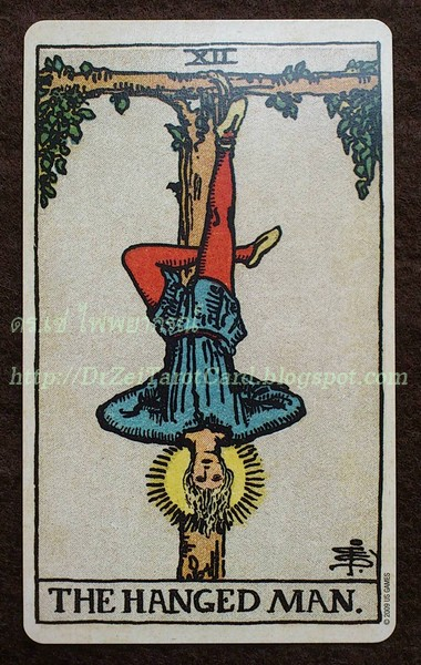 Pamela Colman Smith Commemorative set PCS Tarot Rider waite tarot card deck The Hanged Man Mary El Tarot Judas Jesus Odin แฮงก์แมน แฮ้งแมน ไพ่ทาโร่ ไพ่ผู้ถูกแขวน ไพ่คนห้อยหัว ไพ่คนถูกแขวน ไพ่ยิปซี ไพ่ทาโรต์