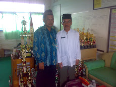 Foto Bersama Kepala Dinas Pendidikan Tapin