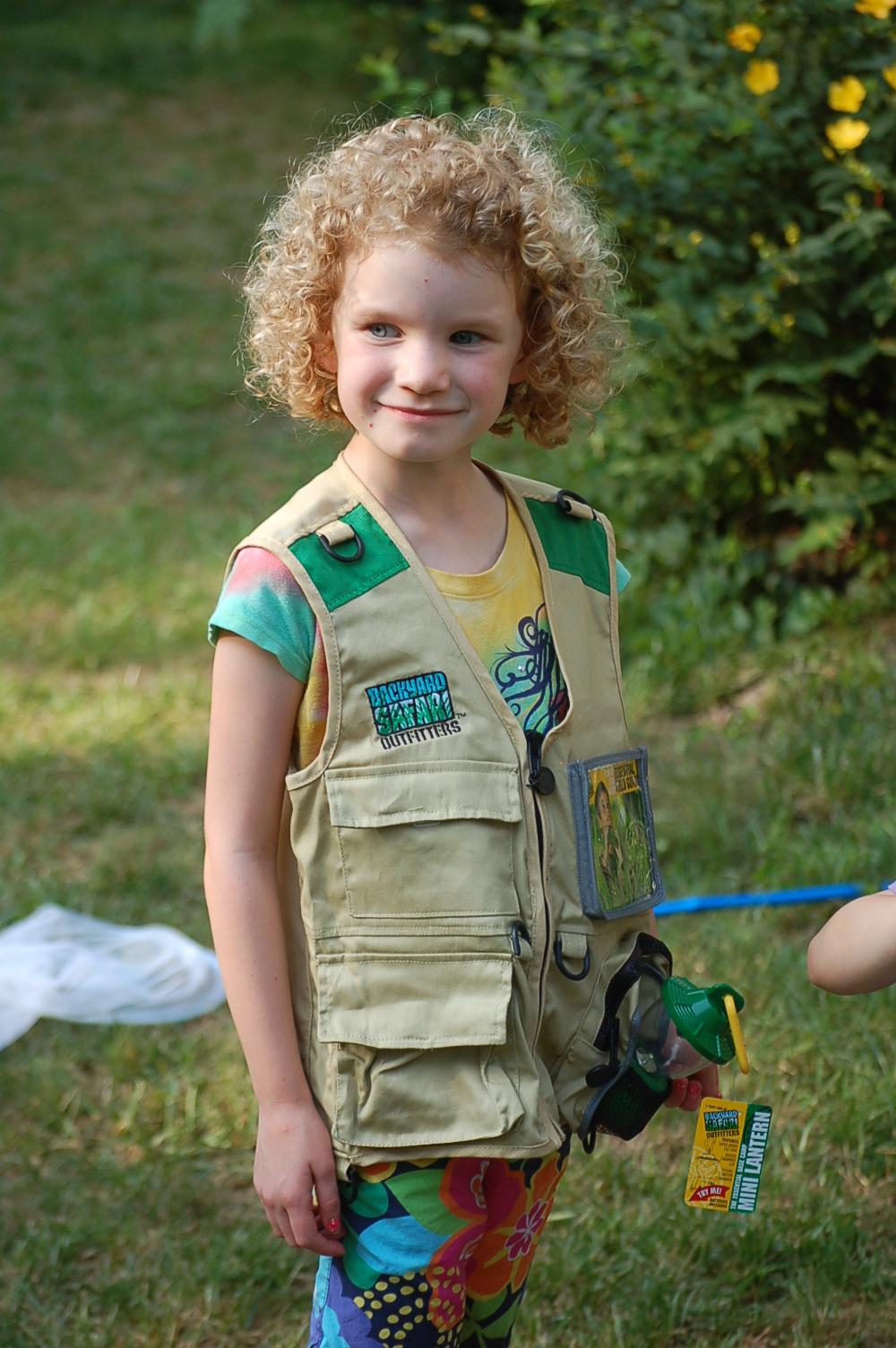 backyard safari vest outdoor goods