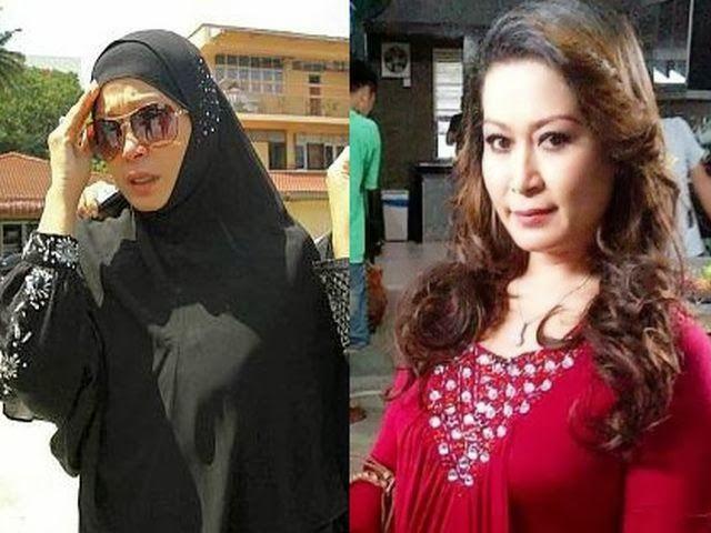Liza Abdullah, Suami Nangis Berpelukan Sebelum Sah Bercerai
