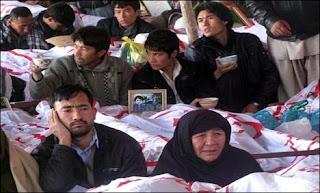 Hazara Shiite Killings