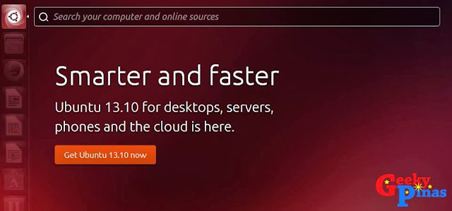 Ubuntu 13.10 Now Out! Say Hello To Saucy Salamander!