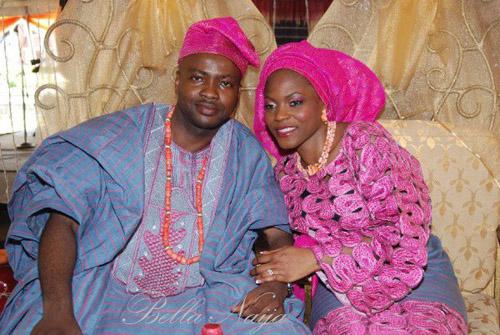 noivos nigerianos