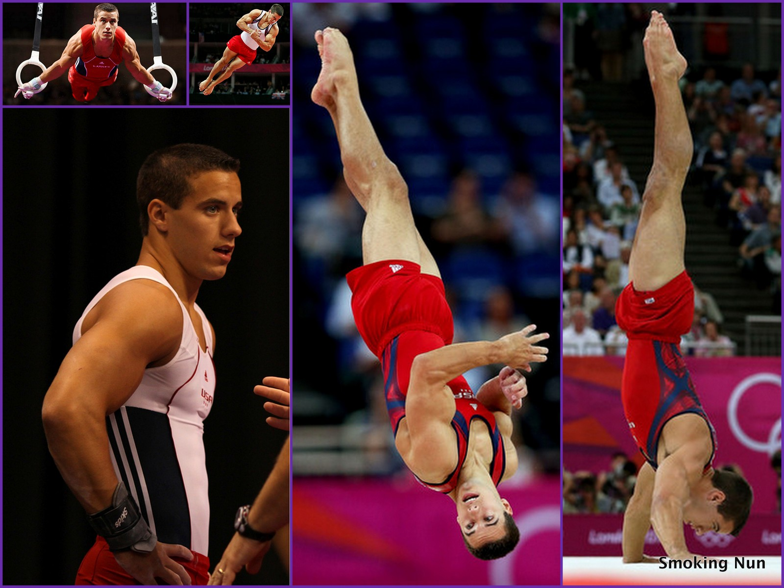 olympic gymnasts sam mikulak and jake dalton the smoking nun