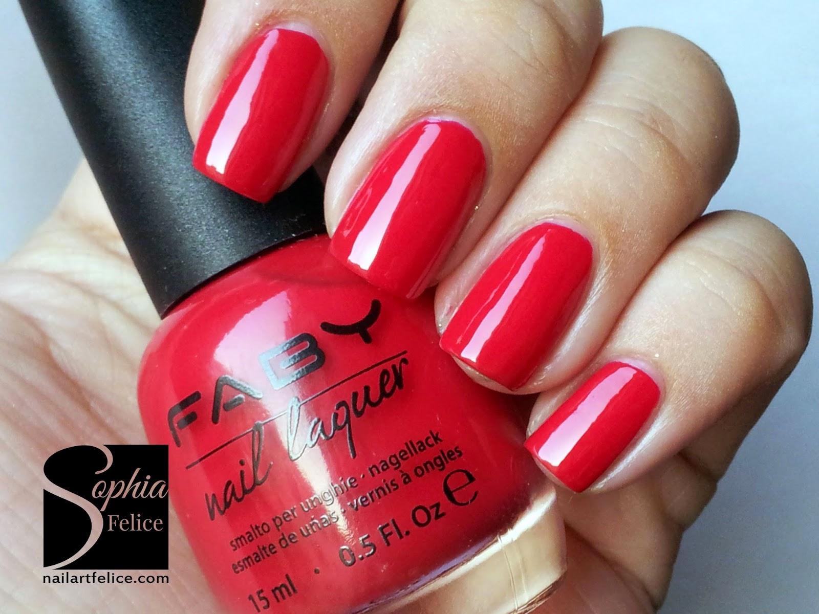 LCF031 Red Reflex - Faby Future