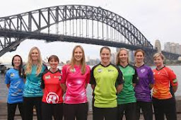 BIG BASH WOMEN 2015