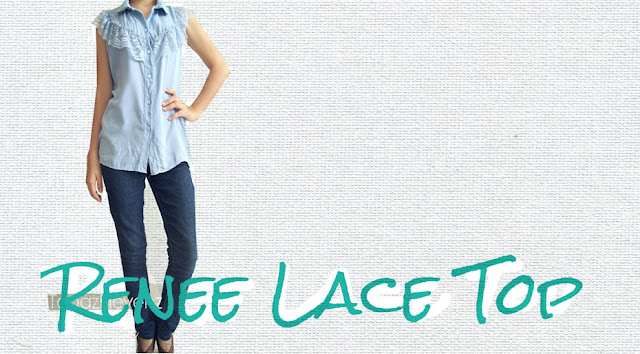 Renee Lace Top