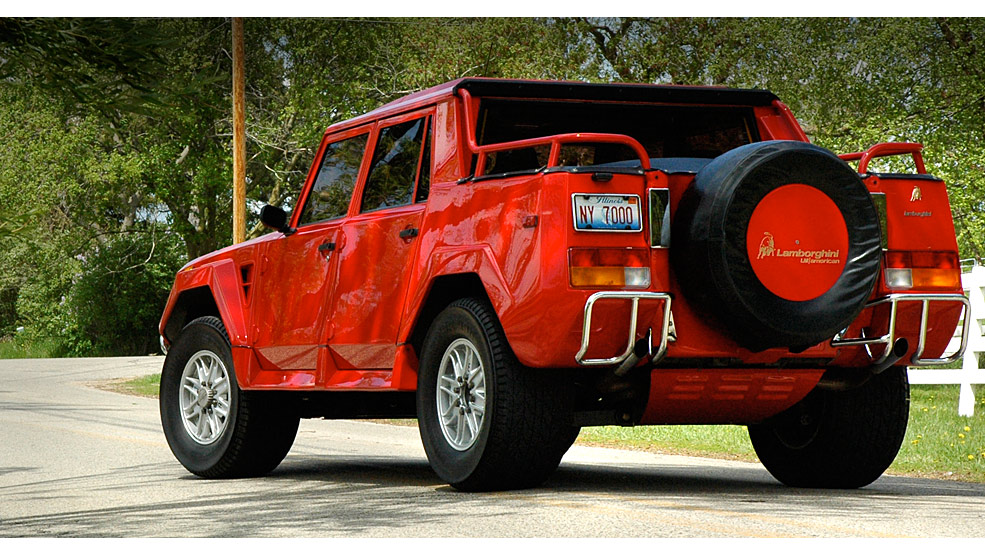Lamborghini Truck Lm002 Some Things Which Make This Truck