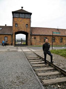 Io ad Auschwitz- Birkenau 2015