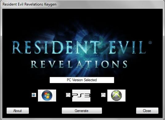 crack resident evil revelations