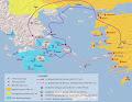 Atlas histórico del Mediterráneo