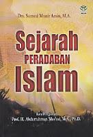 toko buku rahma: buku SEJARAH PERADABAN ISLAM, pengarang samsul munir amin, penerbit amzah