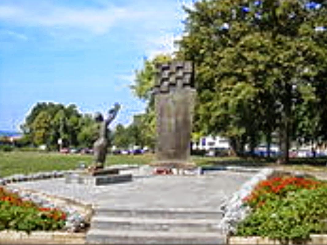 Spomenik poginulim braniteljima u Domovinskom ratu