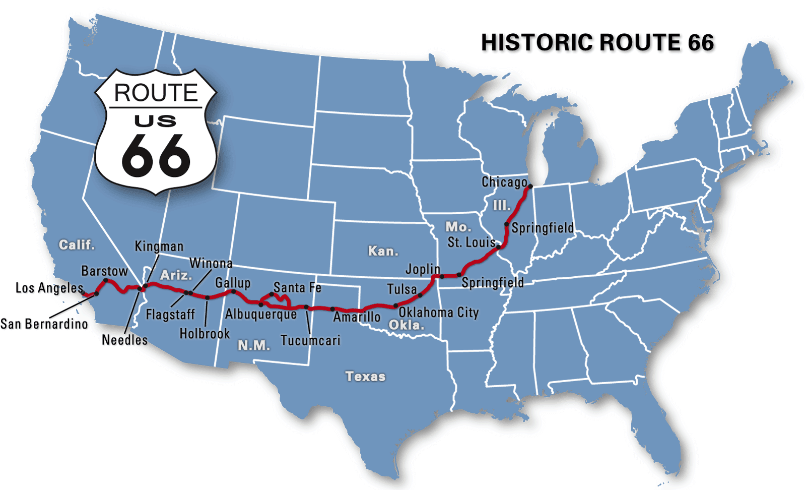route 66 kicks: day 1.chicago to joplin ~ learn, live, and explore!