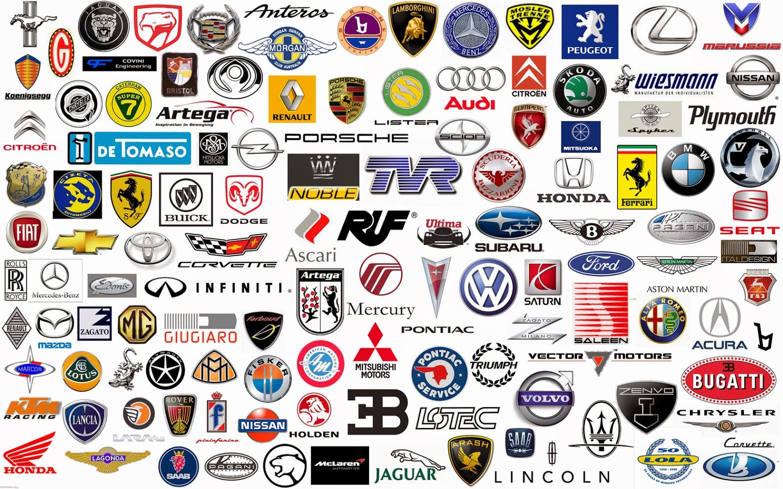 Car Logos And Names Best Joko Cars