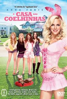 A Casa das Coelhinhas | Filme Dublado