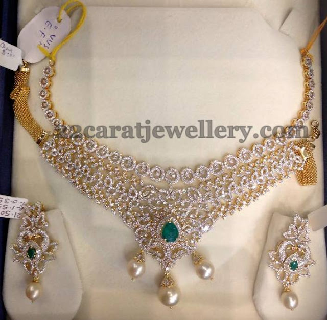 Detachable Multiple Ways Diamond Set