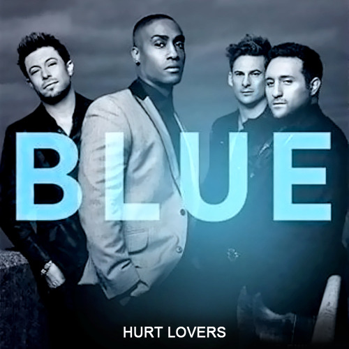 Copertina Blue - Hurt Lovers