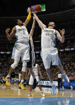 Nuggets Playoffs