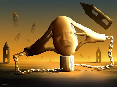 Pensar, Parar de Pensar, Stop Thinking, Thinking