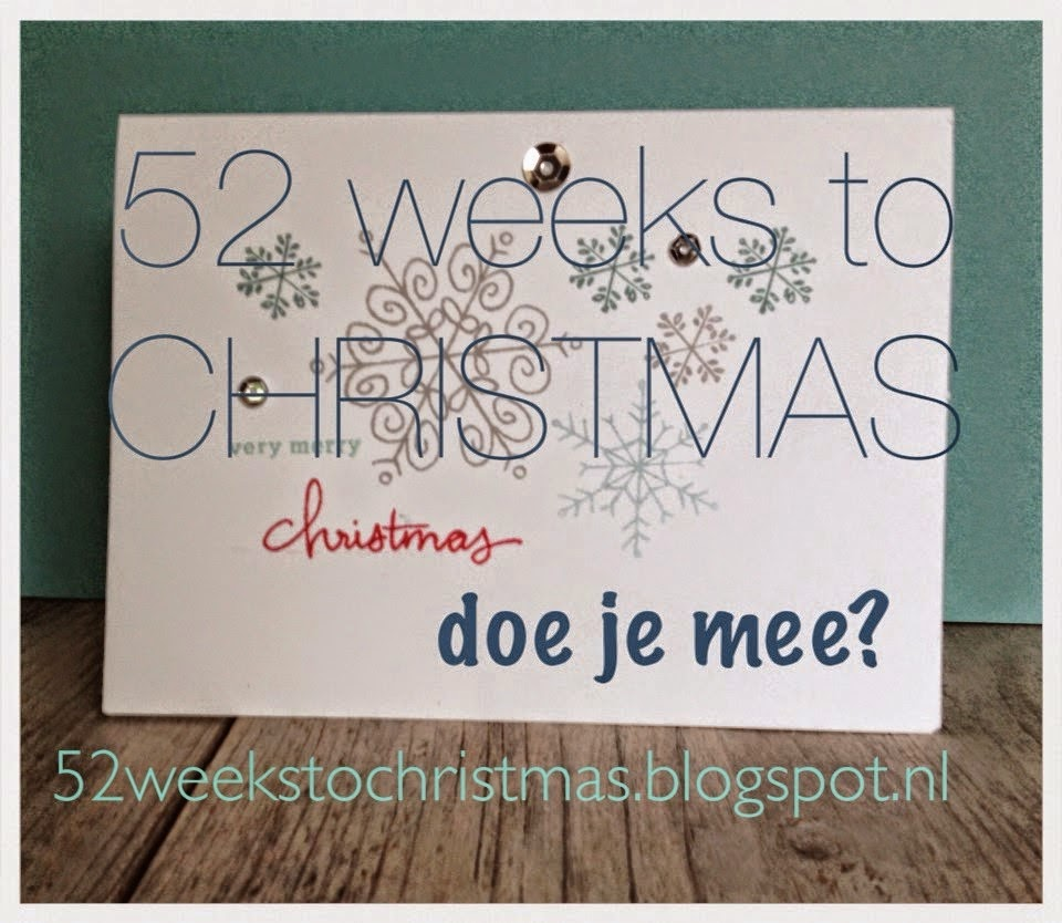 52 weeks to Christmas Blog