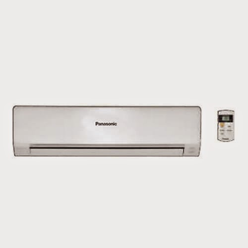 Buy Panasonic CS-UC18QKY-3 Split AC (1.5 Ton, 3 Star Rating, White) Rs 32,000 only at Amazon