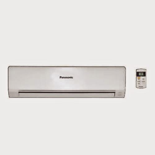 Buy Panasonic CS-UC18QKY-3 Split AC (1.5 Ton, 3 Star Rating, White) Rs 32,000 only at Amazon