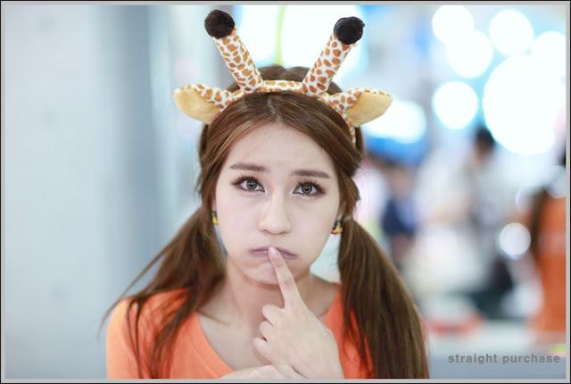 4 Park Si Hyun - World IT Show 2012-very cute asian girl-girlcute4u.blogspot.com