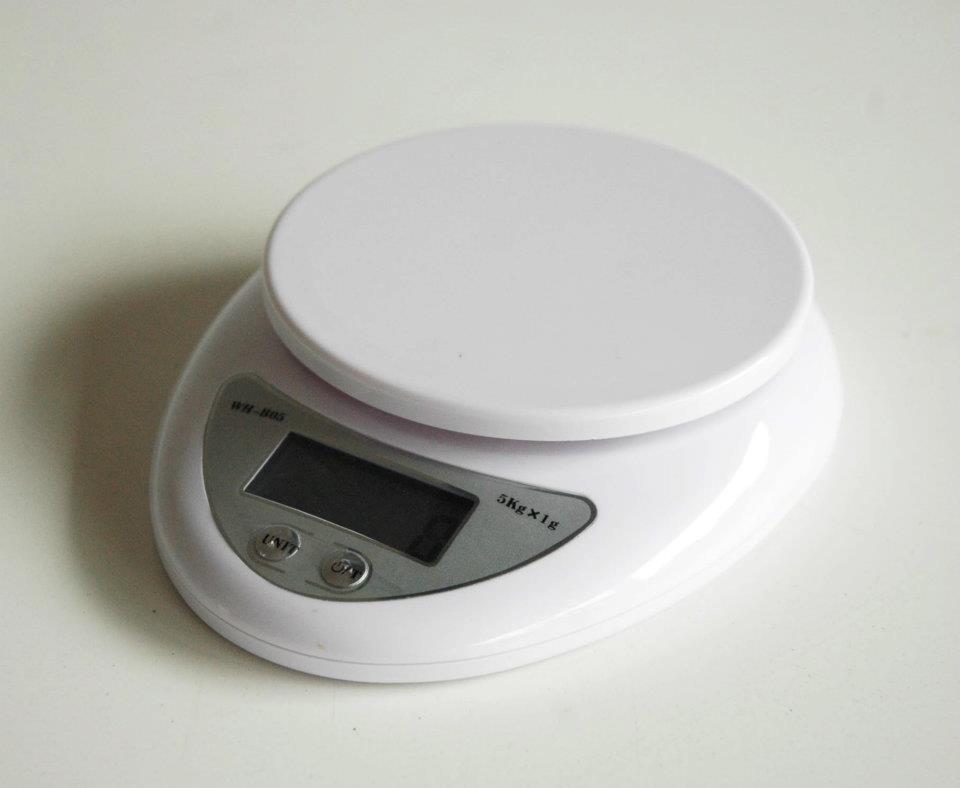Aurana Kitchen Appliances Electronic Kitchen Scale