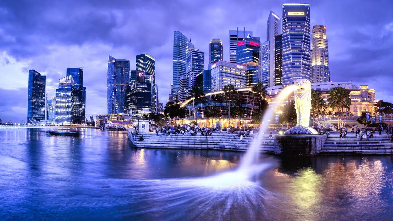 Singapura Singapura 2 Hari
