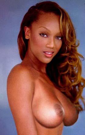 Tyra banks nude ics